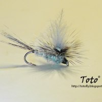 Mayfly CDC Parachute by Toto®