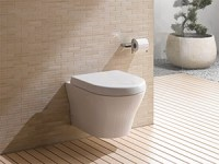TOTO Introduces the MH Wall-Hung High-Efficiency Toilet ...