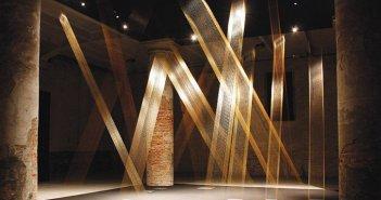 Ttéia 1, C, 2002 Vista da instalação na 53ª Bienal de Veneza, em 2009