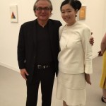 Ricard Akagawa e Mariko Mori