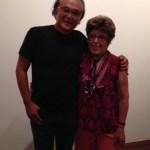 Ricard Akagawa e Regina Silveira