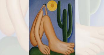 Abaporu, obra de Tarsila do Amaral de 1928