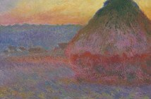 Claude Monet, Meule (1891). Courtesy Christie's Images Ltd.