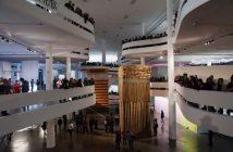 Vista da 32ª Bienal de São Paulo (Foto: Pedro Ivo Trasferetti/ Fundação Bienal de São Paulo)