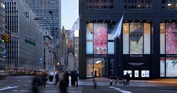 Escritório da Phillips Nova York na Park Avenue