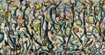 Jackson Pollock Mural, 1943