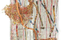 El Anatsui, Earth Developing More Roots (2011). Courtesy Sotheby's.