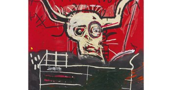 "Jean-Michel Basquiat, ""Cabra"", 1981-1982"