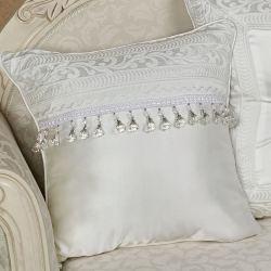 Small Of White Throw Pillows