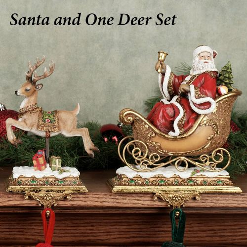 Favorite Mantle Hobby Lobby Stocking Hers Mantle Ireland Santa Two Santa One Reindeer Stocking Hers Set Reindeer Stocking Hers Stocking Hers