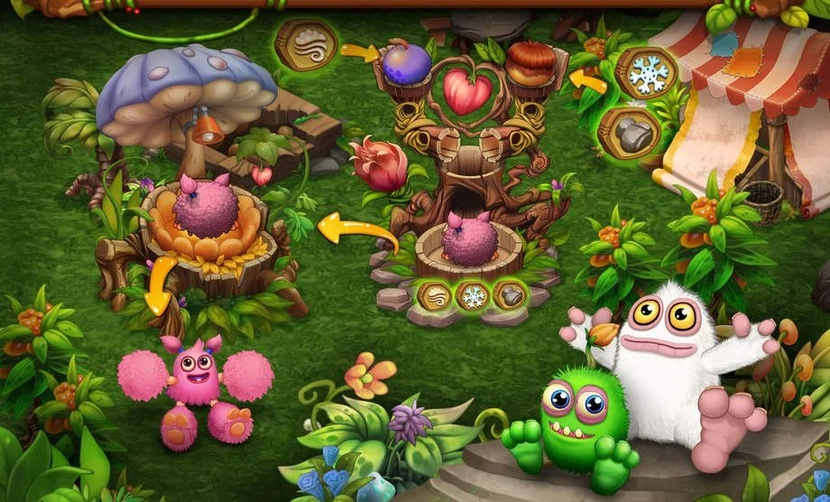 My Singing Monsters Dawn of Fire Cheats Tips  Strategy Guide (My