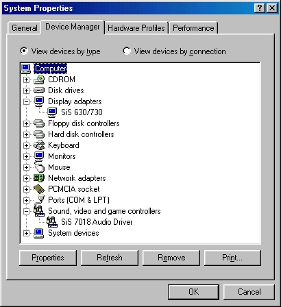 Twinhead Device Manager