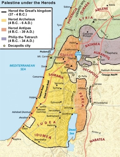 maps of palestine
