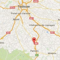 Un mort dans un accident de la route au Vernet au sud de Toulouse