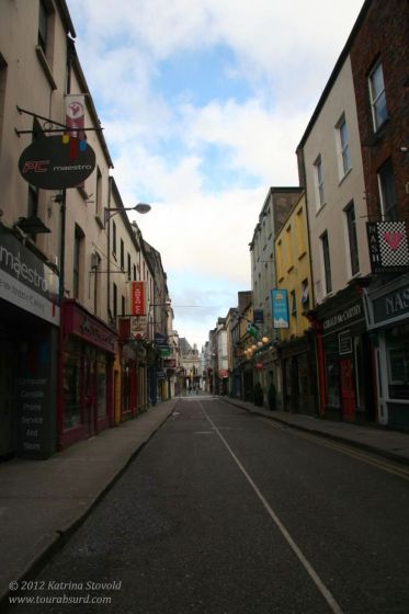 Morning idyll in Cork