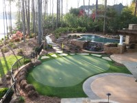 Tour Greens | Outdoor Putting Greens