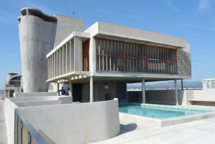 Cite Radieuse Le Corbusier Patrimoine Mondial De L39unesco
