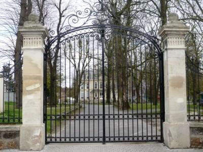 grille en fer forge du parc Monceaupng 653×490 pixels nice things - portail de maison en fer