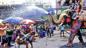 songkran-elephant