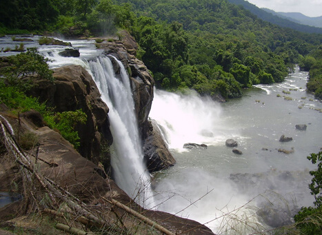Fall Bird Wallpaper Thusharagiri Falls Kozhikode Popular Tourist Attractions
