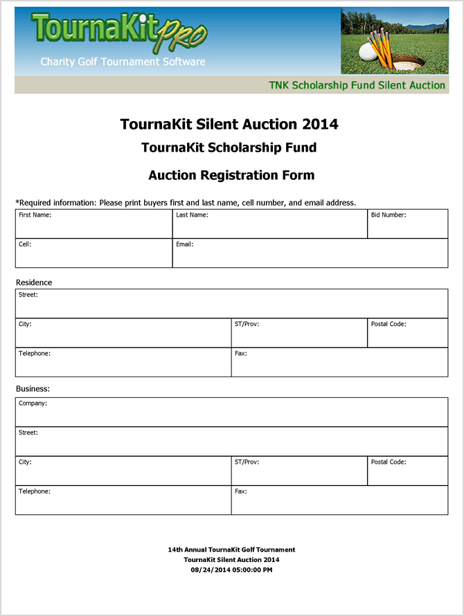 Charity Auction Forms Images - 108 Silent Auction Bid Sheet Templates - sample silent auction bid sheet