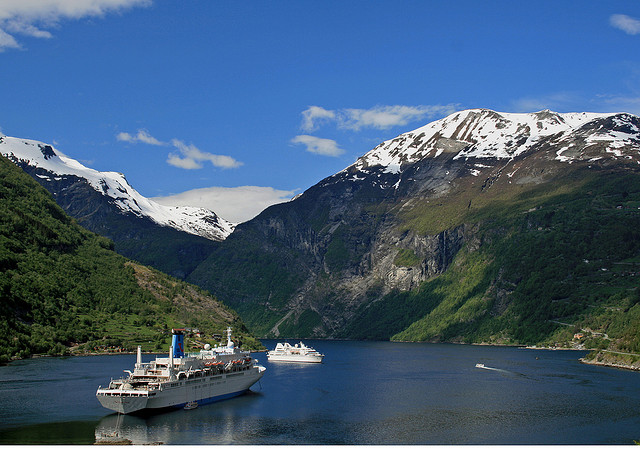 5 Most Beautiful Norwegian Fjords (with Photos  Map) - Touropia - fjord