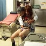 【病院盗撮動画】産婦人科で堕ろす相談をするギャル女子校生…無料の代わりに生中出し交渉をする医師ww