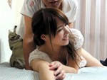 【素人SEX盗撮動画】金より愛という純粋な処女のような考えのEカップ女子大生が遂に脱いだww