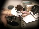 【JKレイプ盗撮動画】万引きをしても終始笑って大人を馬鹿にする女子校生にお仕置きセックス…