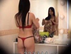 【着替え隠撮動画】真面目な姉の私生活を見たかった弟が姉の部屋に隠しカメラを設置した記録的映像…