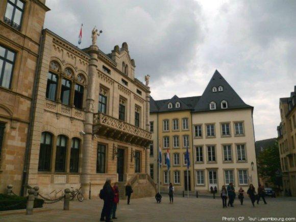 Un r f rendum au luxembourg le 7 juin 2015 luxembourg for Chambre de deputes luxembourg