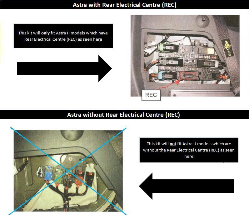 Vauxhall Astra H Rec Wiring Diagram Opel astra h wiring diagram