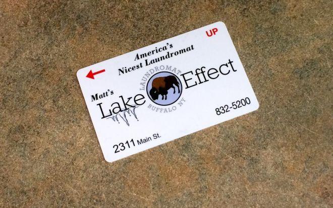 Lake Effect Laundromat