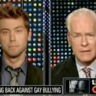 Celebrities Combat Anti-Gay Bullying On 'Larry King'