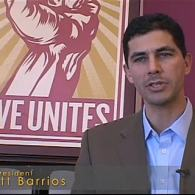 GLAAD, Barrios, Wrestle with President's Resignation