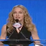 Madonna's NFL Super Bowl Press Conference: VIDEO