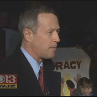Maryland Governor O'Malley Says House Still Short on Marriage Equality Votes: VIDEO