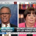 Maggie Gallagher Defends NOM's Race-Baiting Attacks on Gays: VIDEO