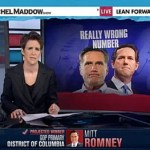 Rachel Maddow Reports on Santorum Robo-call Warning Voters of 'Homosexuality and Mitt Romney': VIDEO
