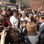 Federal Appeals Court Hears Historic Arguments on Constitutionality of DOMA: VIDEO