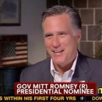 Romney on Omission of Troops from His Speech: 'You Talk About the Things You Think are Important'