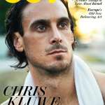Chris Kluwe Bares His Bod and Soul for 'OUT'