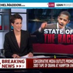 Rachel Maddow Rips the New Jeremiah Wright Race Nonsense: VIDEO
