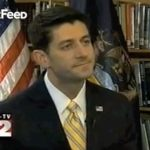 Paul Ryan Gets Pissed, Walks Out of Interview: VIDEO