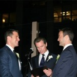 MSNBC Anchor Thomas Roberts Marries Patrick Abner in NYC