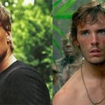 Josh Hutcherson and Sam Claflin in 'Hunger Games' Bromance: VIDEO