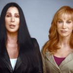 Cher And Kathy Griffin Know Mitt 'Turns Back Time' For Women: VIDEO