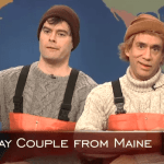 'Gay Couple From Maine' Discuss Election On 'SNL:' VIDEO