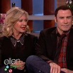 John Travolta and Olivia Newton-John Reunite for Music Video, Appearance on Ellen: WATCH