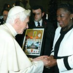 Ugandan 'Kill the Gays' Bill Lawmaker Rebecca Kadaga Receives Blessing from the Pope